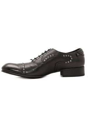Туфлі чорні | 5026674