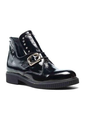 Ботинки черные | 4688220