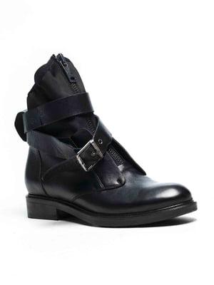 Ботинки черные | 4052623