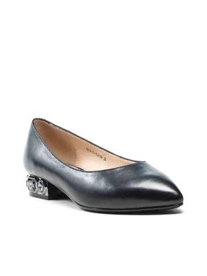 Туфлі чорні | 5139667