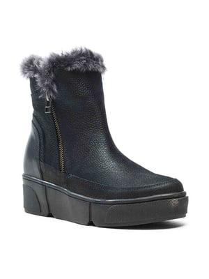 Ботинки черные | 4530482