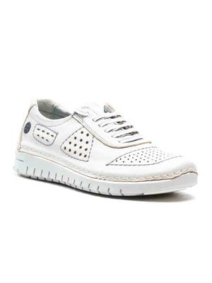 Кроссовки белые | 4052572