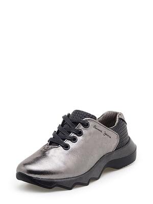 Кросівки кольору металу | 5142984