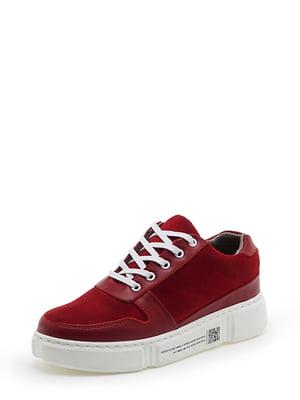 Кроссовки красные | 5142986