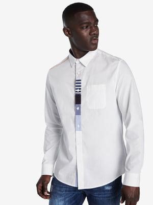 Рубашка белая   5126059