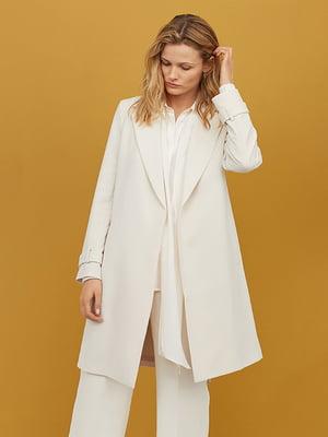 Пальто светло-бежевое | 5093550