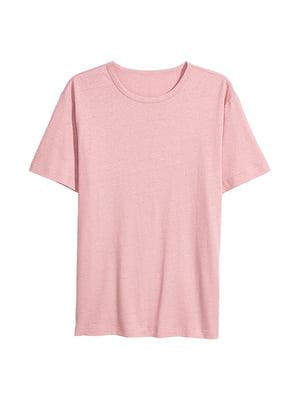 Футболка рожева | 5132624