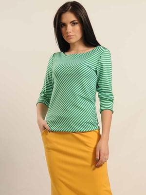 Блуза зеленая | 5143247
