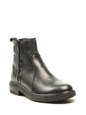 Ботинки черные   5142869