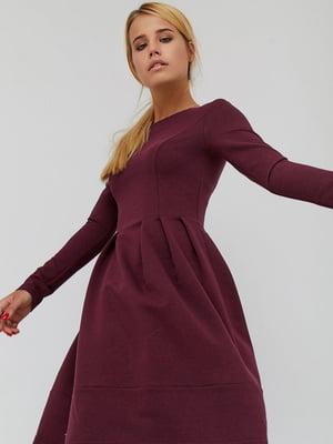 Платье бордовое - CARDO - 5075003