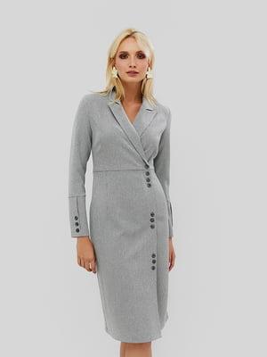 Платье серое - CARDO - 5142417