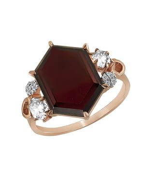 Каблучка з діамантами | 4443468
