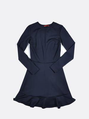 Сукня темно-синя | 5126216
