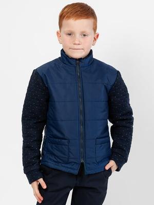 Куртка синяя | 5140251