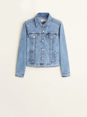 Куртка джинсова блакитна | 5139992