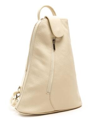 Рюкзак кремового цвета | 5145088