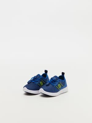 Кроссовки синие   5058854