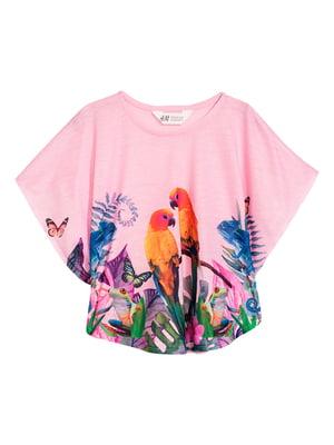 Блуза цвета пудры   5148465