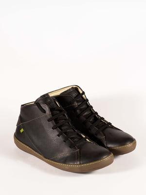 Ботинки черные   5150326