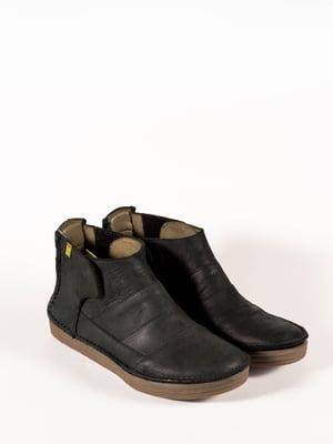 Ботинки черные | 5150328