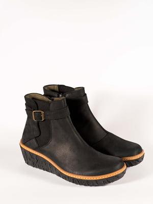 Ботинки черные | 5150331