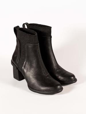Ботинки черные | 5150332
