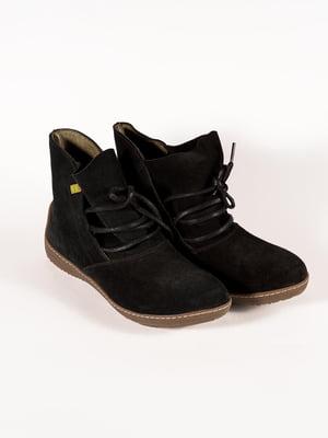 Ботинки черные | 5150333