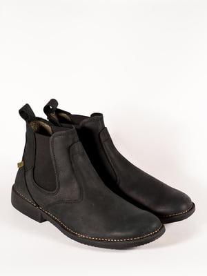 Ботинки черные   5150335