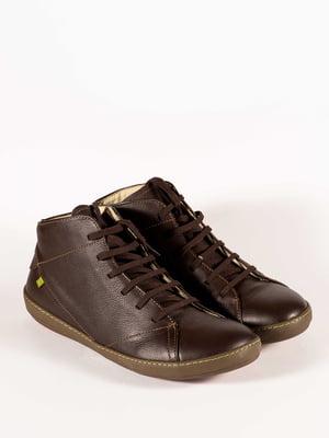 Ботинки коричневые   5150339