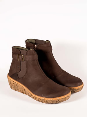 Ботинки коричневые | 5150342