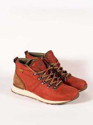 Ботинки рыжие | 5150349