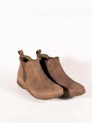 Ботинки бежевые | 5150368