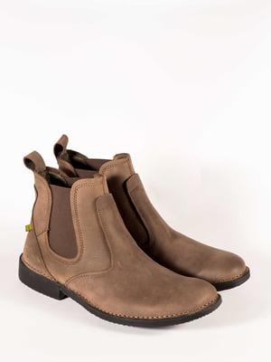 Ботинки бежевые   5150369