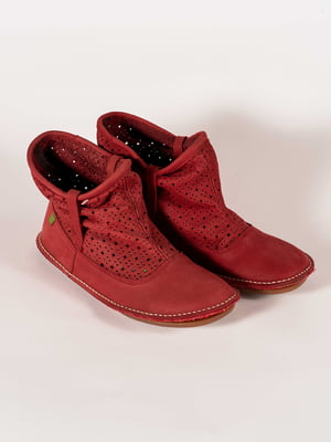 Черевики червоні | 5150372