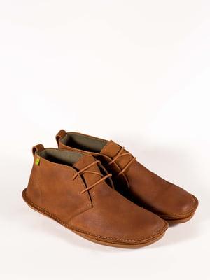 Ботинки коричневые   5150374