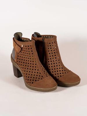 Черевики коричневі   5150375