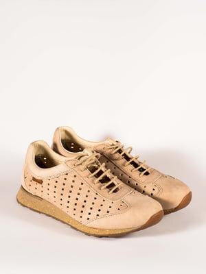 Кросівки бежеві | 5150377