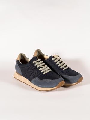 Кроссовки синие | 5150378