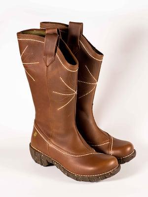 Сапоги коричневые | 5150396