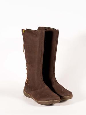 Сапоги коричневые | 5150398