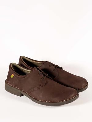 Туфли коричневые | 5150426