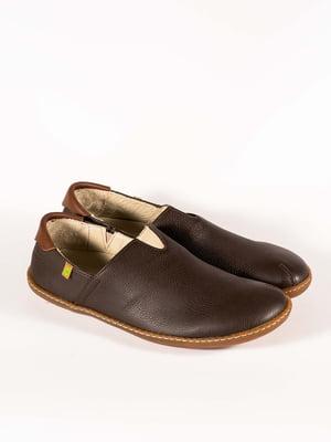 Туфли коричневые | 5150427