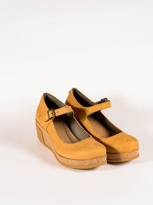 Туфлі жовті | 5150429