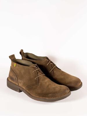 Туфли цвета хаки | 5150432