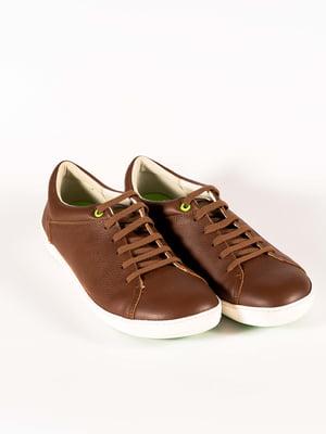 Туфли коричневые   5150445