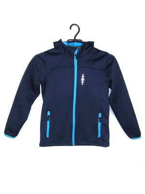 Куртка темно-синя | 5149587