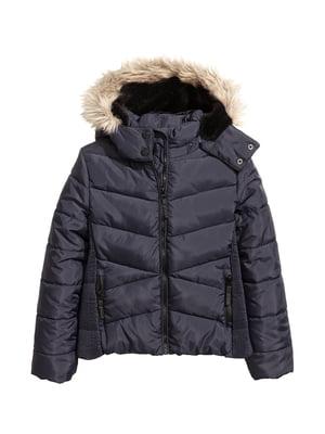 Куртка темно-синяя | 5147702