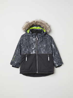 Куртка темно-сіра | 5147775