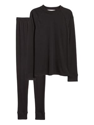 Пижама черная | 5148363