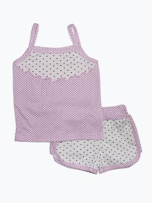 Комплект: майка и шорты   5151378